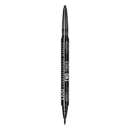 EYELINER CON DOBLE PUNTA TWO TIMER DUAL ENDED EYELINER