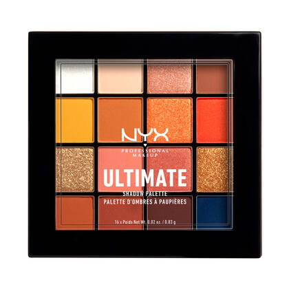 Paleta De Sombras Ultimate Shadow Palette