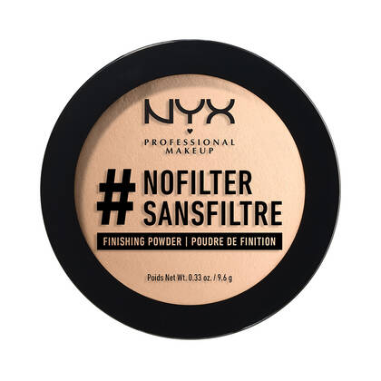 POLVOS DE MAQUILLAJE #NOFILTER FINISHING POWDER