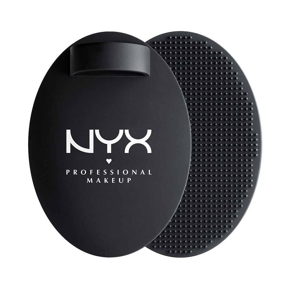 Limpiador de brochas On the Spot Brush Cleaning Pad NYX Professional Makeup
