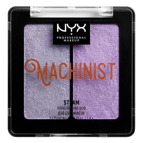 Machinist Highlighting Duo NYX Professional Makeup Steam