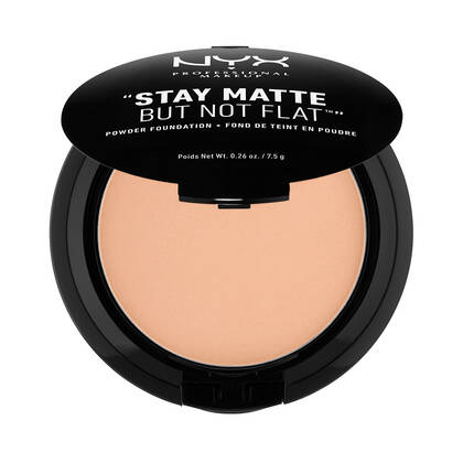 BASE DE MAQUILLAJE EN POLVO STAY MATTE BUT NOT FLAT