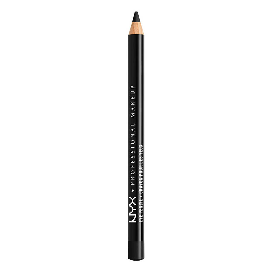 Lápiz De Ojos Slim Eye Pencil NYX Professional Makeup Black