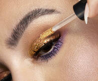 SOMBRA DE OJOS PURPURINA GLITTER GOALS LIQUID EYESHADOW