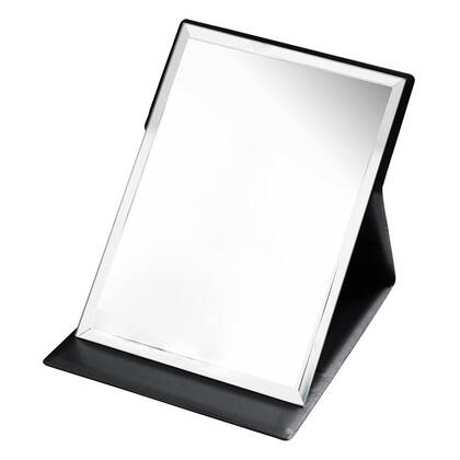 ESPEJO DE MAQUILLAJE PLEGABLE BLACK FOLDING MIRROR