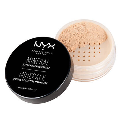 FIJADORES DE MAQUILLAJE MINERAL FINISHING POWDER