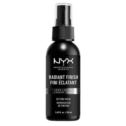 SPRAY FIJADOR DE MAQUILLAJE RADIANT FINISH SETTING SPRAY
