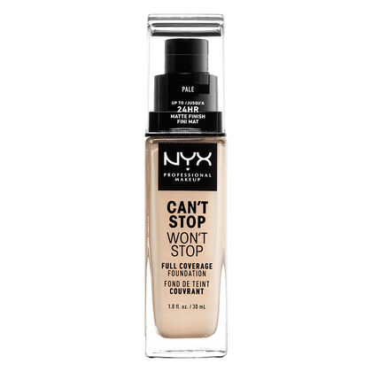 Can't Stop Won't Stop Full Coverage Foundation