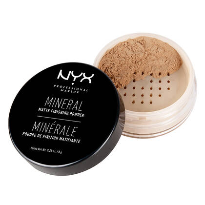 POLVOS FIJADORES MINERAL FINISHING POWDER