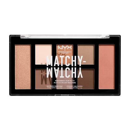 Paleta Matchy-Matchy Monochromatic Colour