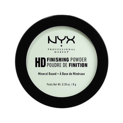POLVOS TRANSLÚCIDOS HIGH DEFINITION FINISHING POWDER