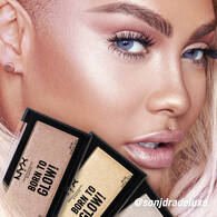 Iluminadores BORN TO GLOW HIGHLIGHTER SINGLES