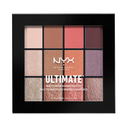 PALETA DE SOMBRAS ULTIMATE MULTI-FINISH SHADOW PALETTE