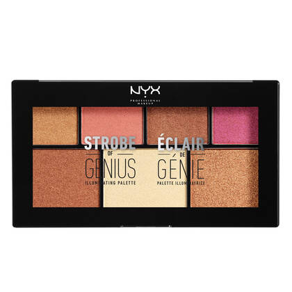 Strobe of Genius Illuminating Palette - Warm