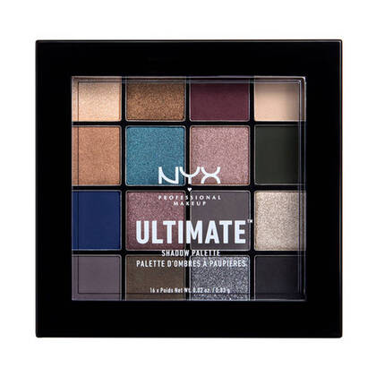 ULTIMATE SHADOW PALETTE - Ash